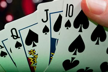 2 7 triple draw poker guide hand with cards