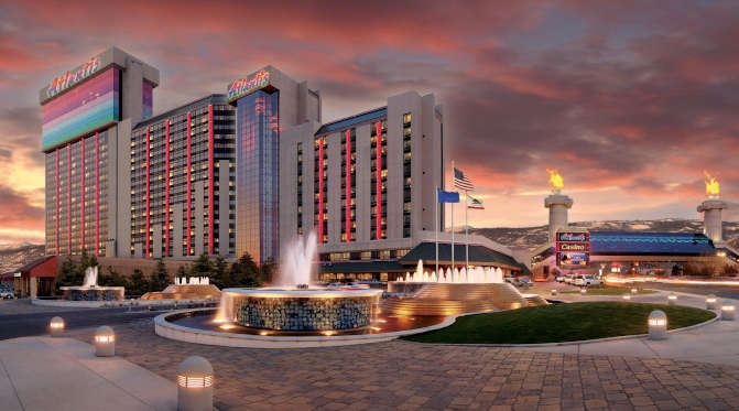 Atlantis Casino Resort in Nevada is one of the best casinos to visit according to TripAdvisor.