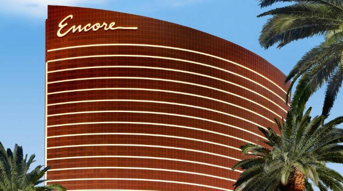 The critically-acclaimed Wynn Encore in Las Vegas, Nevada.
