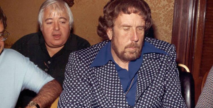 Jack Straus 1972 WSOP