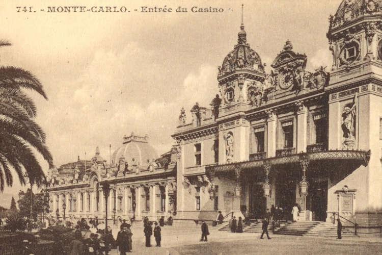 Monte Carlo's Grand Casino.