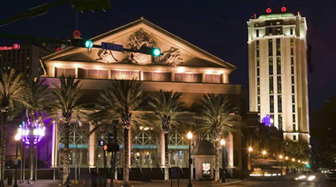 New Orleans Harrah in Las Vegas, Nevada, US