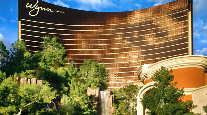 The Wynn Resorts at Las Vegas breaks all guest review scores as the best casino property in the US.