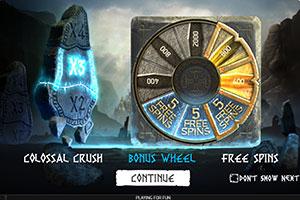 asgardian stones net ent slot gameplay
