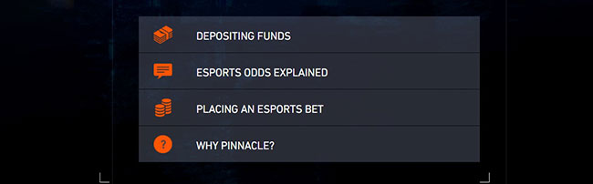 intuitive bookmaker interface