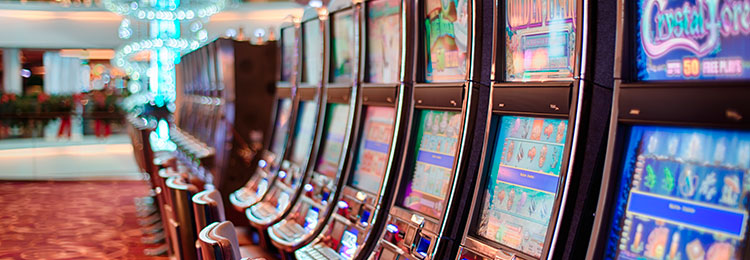 managing gambling greed slot machines