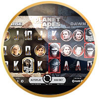 planet of the apes slots example
